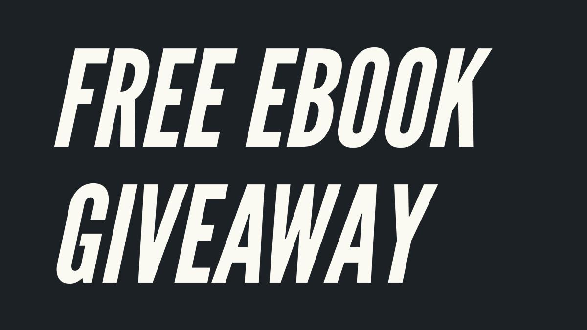 Free eBook Giveaway: LASTDAY!